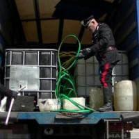 Pavia, sgominata banda di ladri di idrocarburi: sottratti milioni di litri