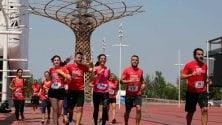La carica dei 3mila per la corsa a ostacoli che apre la nuova stagione di Expo