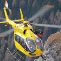 Sondrio, un'alpinista precipita in un burrone e muore sul colpo