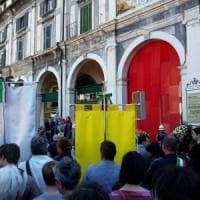 """Piazza della Loggia, la comunità islamica: """"Siamo qui per dire no al terrorismo"""""""