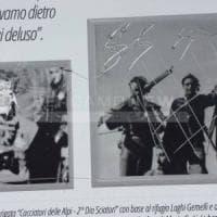 La sigla delle SS sulle foto dei partigiani: sfregiato lo storico rifugio Laghi Gemelli
