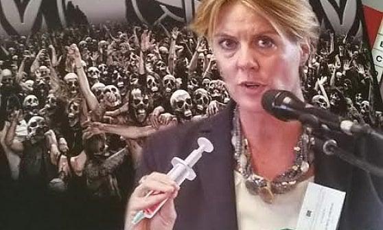 No vax, bomba carta contro sede vaccinale della Bergamasca: ultradestra contro Lorenzin