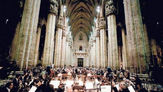 "Mehta: ""La mia prima volta in Duomo con Beethoven ..."