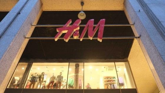 H&M taglia 4 store in Italia Sabato negozi chiusi per protesta