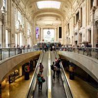 Milano, non solo degrado in Centrale: simmetrie e bellezza architettonica