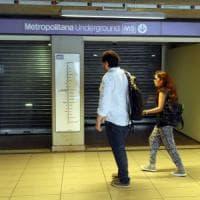 Milano, sciopero trasporti: linea Lilla ferma e ridotta la Rossa, numerosi i voli cancellati a Linate