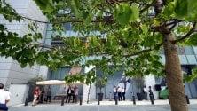 Inaugurata una nuova piazza green nel quartiere di Santa Giulia