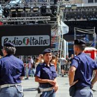 Milano, prove generali per cantanti e forze dell'ordine alla vigilia del concertone in piazza Duomo