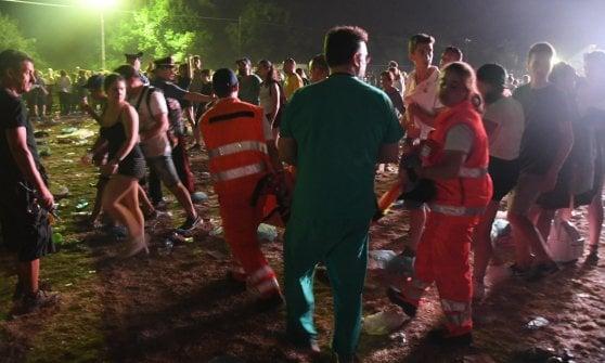 Monza I-Days, spray al peperoncino al concerto di Justin Bieber: attimi di panico, due fan contuse