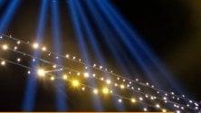 The Floating Piers  un anno dopo: i giochi  di luce ricordano Christo