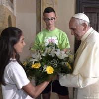 Bozzolo, la visita di papa Francesco alla tomba di don Mazzolari