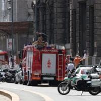 Milano, Anagrafe evacuata per uomo armato di taglierino: è il fratello di Giardiello