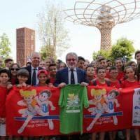 Milano, all'ex area Expo le Olimpiadi degli oratori con 2800 giovani da