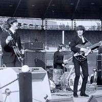 Milano, quando 52 anni fa arrivarono i Beatles: