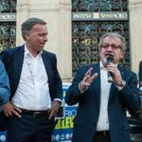 Referendum, a poche ore dalla fine dei ballottaggi Maroni dà il via alla campagna per...