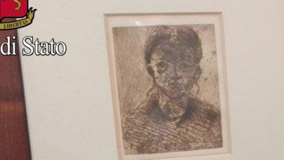 """Monza, tenta di rubare un quadro di Cézanne: denunciato. Lui: ''Volevo provare quanto è facile"""""""