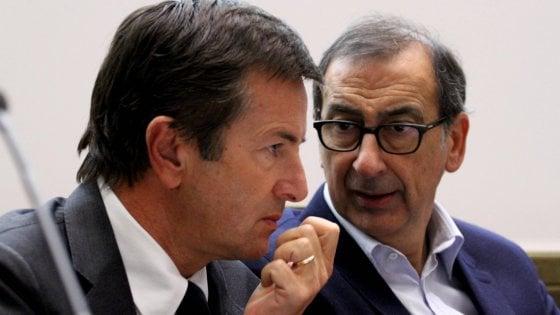 """Lombardia, Sala promuove il passo in avanti di Gori: """"E' un candidato forte, può battere Maroni"""""""
