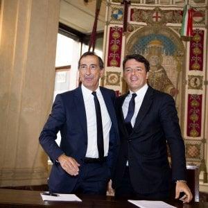 Partecipazione, social, donne e lavoro: a Milano mini Leopolda dei circoli Pd con Renzi e Sala
