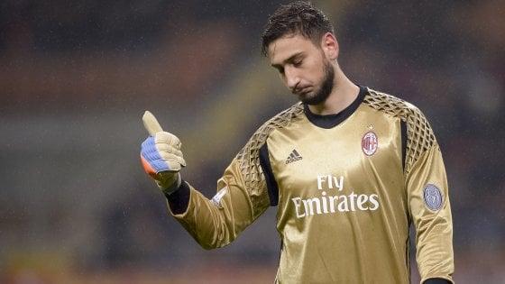 """Milano, maturità """"ai supplementari"""" per Donnarumma: deroga per il portiere del Milan causa partite"""
