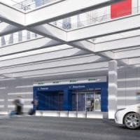 Linate si rinnova, la facciata porta la firma di Cerri: look rinfrescato