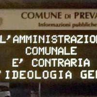 Brescia, il sindaco leghista apre lo sportello