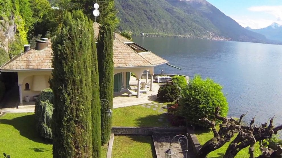 La casa vacanza di lusso migliore al mondo e 39 sul lago di for Migliore casa del mondo in vendita