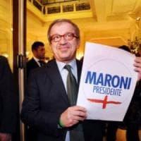Regionali in Lombardia, Maroni: