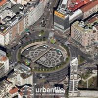 Il cubo di Rubik o il cavallo di Leonardo in Piazzale Loreto: tutte le idee per riqualificare la piazza