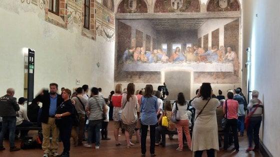 Milano, piano anti-bagarinaggio al Cenacolo: arrivano i biglietti nominali online