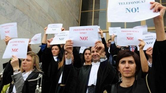 Giustizia, a Milano l'Anm contro gli avvocati: