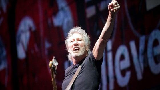 Milano, Roger Waters accusato di plagio: nessun accordo con l'artista che lo ha portato in tribunale
