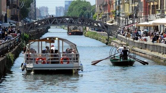 """Referendum sulla riapertura dei Navigli a Milano, la proposta di Sala: """"Facciamolo con le Regionali"""""""