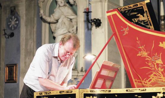 """Ketil Haugsand: """"Molti giovani si dedicano al clavicembalo perché lo trovano una scelta più esotica"""""""