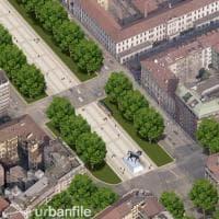 Milano, come sarebbe corso Sempione senza auto?