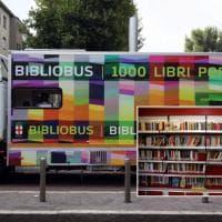 Se tu non vai dai libri i libri vengono da te, 10mila titoli nella nuova biblioteca...