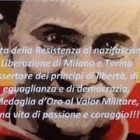 Milano, il tributo dell'Anpi al partigiano Giovanni Pesce a dieci anni dalla morte