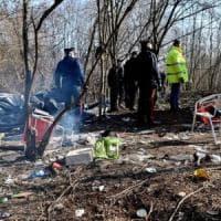 Milano, il bosco della droga affidato alle cure di Italia nostra: cura del verde e...