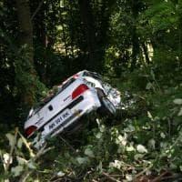 Brescia, commissario investito e ucciso durante il rally: indagati il pilota e gli organizzatori