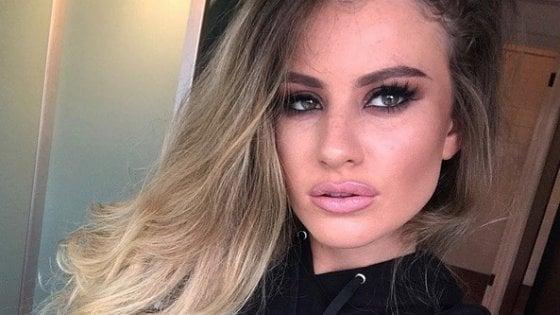 """La modella rapita a Milano parla in tv: """"Grazie ai poliziotti che mi hanno liberata dall'incubo"""""""