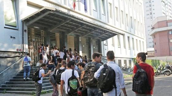 """Liceo breve a Milano, il Beccaria ci prova: """"Così ci adeguiamo ai livelli europei"""""""