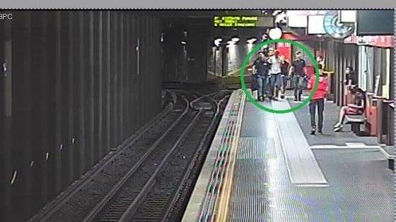 Milano, writer in fuga provocano 28 minuti di blocco del metrò: tre denunce e divieto di accesso nelle stazioni