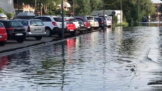 Milano, allerta meteo: monitorati fiumi Seveso e Lambro e tromba d'aria nel bresciano