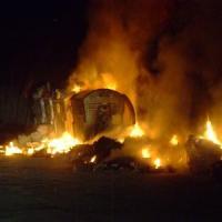 Vigevano (Pavia), pompiere in cerca di adrenalina appiccava incendi e poi li spegneva: