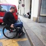 9 negozi su 10 non  accessibili ai disabili:  l'ultimatum del Comune