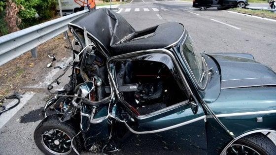 """Ubriaco e al cellulare uccise 31enne a un semaforo di Milano -  la confessione :  """"Distratto dalla vibrazione"""""""
