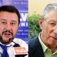 Lega, Salvini e Bossi divisi anche a Ferragosto: una sfida a colpi di comizio