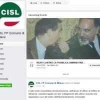 Milano, la foto di Sala e Barbato per l'incontro sui reati contro la PA:
