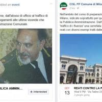 Milano, Sala con il capo dei vigili per l'evento della Cisl sui reati contro la PA: il prima e dopo le polemiche