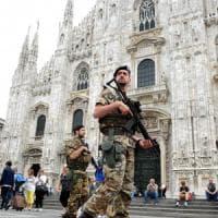 Barcellona, a Milano intensificati i controlli di sicurezza nei luoghi sensibili