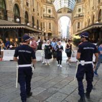 Terrorismo, a Milano nuove barriere contro i furgoni killer: dopo la Galleria,